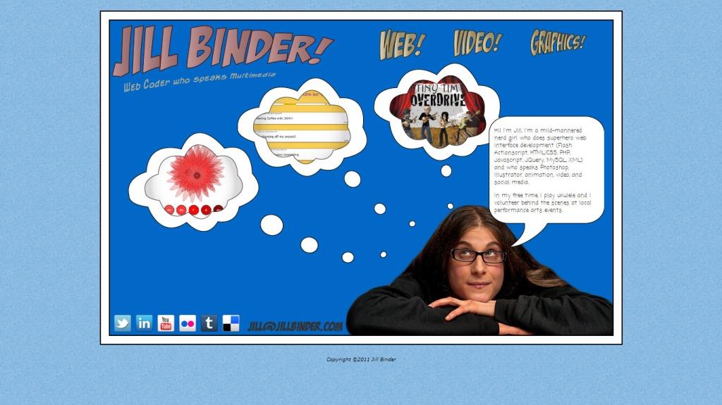 Jill Binder